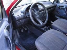 Chevrolet Corsa 1.0 mpfi wind vermelho 8v gasolina 4p manual 1999