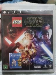 Lego Star Wars Despertar Da Força Playstation 3 Semi-Novo