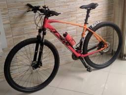 Bike aro 29 TSW JuMp TAM 19 - Suspensão a AR - B A R A t O