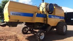 Colheitadeira de grãos - NH TC 5070