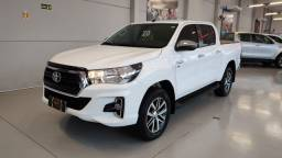 Título do anúncio: Toyota Hilux Cd Srv 4x2 2.7 Flex 16V Aut. 2020 Flex