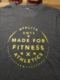 Camiseta made for fitness