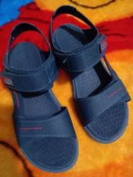 Sandália de menino Klin número 34
