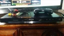 Vendo dvd player Philips R$60,00 reias Maravilhoso e barato