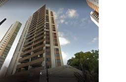 Apartamento, 165m², escritório projetado + 3 suítes, 7º andar, Brisamar/Jardim Luna