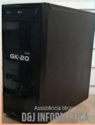 Pc Super rápido!!!4GB/PHENON/HD 500/GARANTIA/ATENDE A COMÉRCIOS, ESCRITÓRIO E ESTUDANTES!!