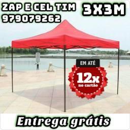 Tenda Sanfonada 3x3m