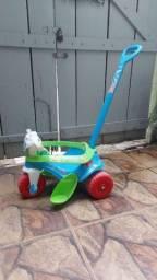 Triciclo infantil da Bandeirantes