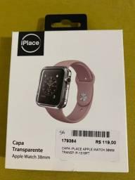 Capa transparente iplace Apple Watch