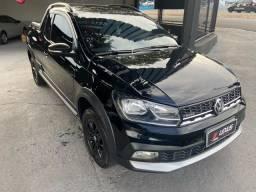 Volkswagen Saveiro Cross CE 2018 1.6 Flex 45mil km zerada / tro.co e financio