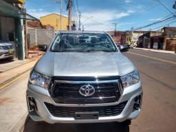 Hilux Sr diesel aut ano 2020 sem placa Ribeirão preto SP
