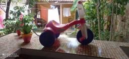 Triciclo para crianças (Rosa)