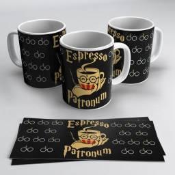 Canecas personalizadas Harry Potter
