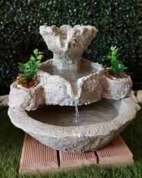 Fontes Ornamentais para Casa e Jardim