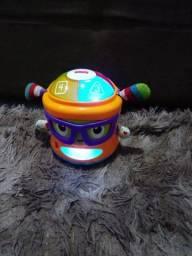 Robô Rafa beat