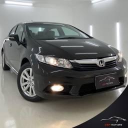 Honda Civic Lxr 2.0 FlexOne 2014 (( IPVA 2021 PAGO ))
