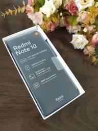 XIAOMI REDMI NOTE 10 - ONYX GRAY (64 GB + 4 RAM) NOVO