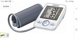Aparelho medidor de pressão arterial Sanitas digital de braço