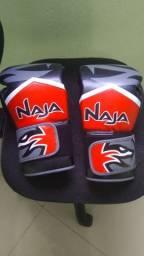 Luvas de boxe Naja original
