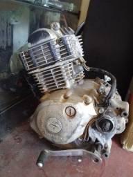 Motor factor ybr 125 com partida elétrica zero