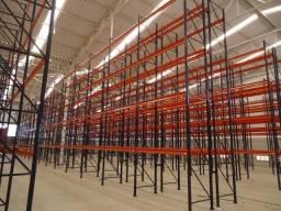 Locação Porta paletes metalicos