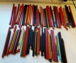 Lápis e compassos