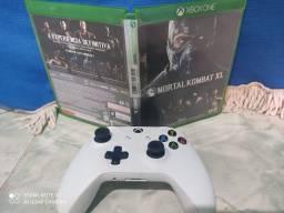 <BR><BR>Jogo Mortal Kombat XL - Xbox One