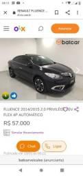 Renault fruence