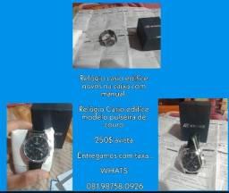Relógios Casio,relógios luxo