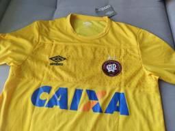 Camisa de Goleiro 2014 Atletico Paranaense