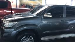 Hilux Toyota - 2014