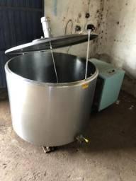 Resfriador de leite 800 litros