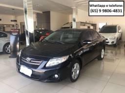 Toyota Corolla 1.8 Flex Automático - 2011