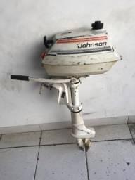Vendo motor de popa 4 hp