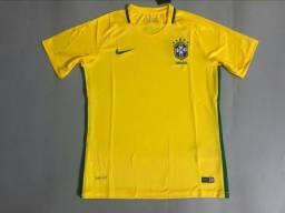 Camisa Brasil Nike Home