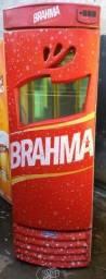Freezer cerveijeiro Brahma 220V super conservado