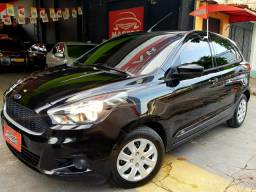 Ka 1.0 2015 (Tanque cheio + Transferência grátis + Brinde surpresa) é na Macedo Car!!! - 2015