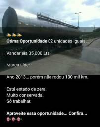 Vanderleia 35.000 Litros Usada 2013