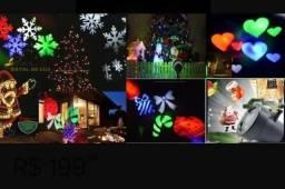 Projetor de Natal