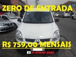 Renault Kangoo 2014 Zero De Entrada - 2014