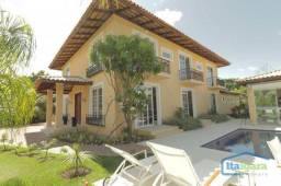 Casa com 5 dormitórios à venda, 385 m² por r$ 4.300.000,00 - itacimirim - camaçari/ba
