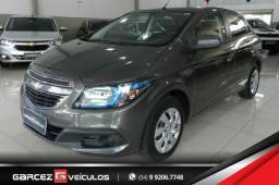 Gm Onix 1.4 LT Flex Manual 106cv Lacrado Revisado Estepe Zero Multimídia - 2015