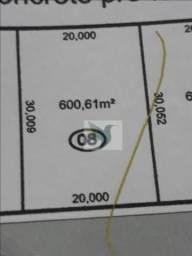 Terreno à venda, 600 m² por r$ 180.183 - rodovia do peixe