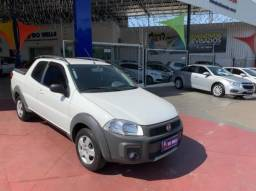 Fiat Strada  Hard Working 1.4 (Flex) (Cabine Dupla) FLEX MA - 2017