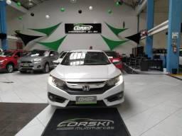 Lindo Honda Civic Sedan EX 2.0 Flex Automático 2017 - 2017
