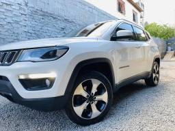 Oportunidade!Jeep Compass Diesel longitude 2017/2018 - 2018
