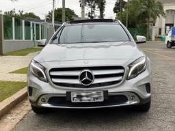Mercedes gla 200 enduro 1.6 turbo - 2016