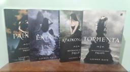 Livro Coleção Fallen (4 Livros) Lauren Kate