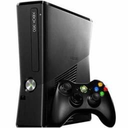 Xbox desbloqueado + jogos + controle sem fio