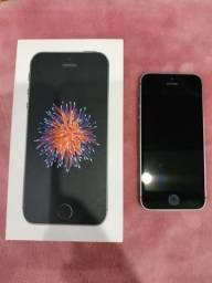 Iphone SE 16gb zero com nota